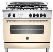 la Germania - 90cm gas.electric cooker