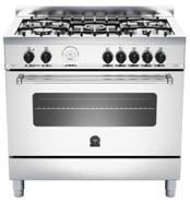 la Germania - 90cm gas oven electric grill