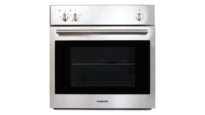 Faber - 60cm static electric oven
