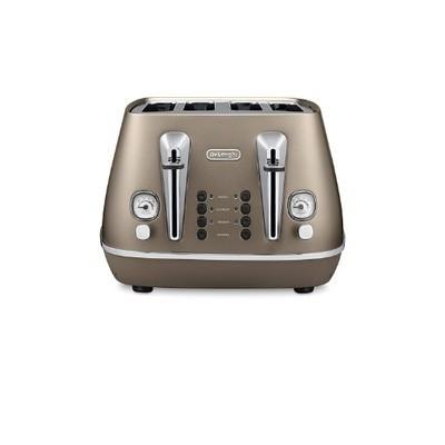 Delonghi 4-slice toaster