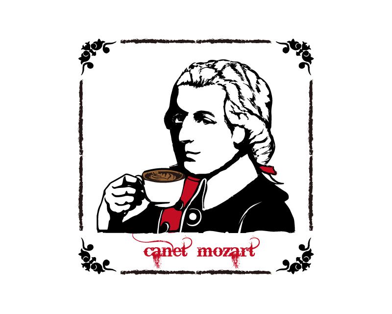 哥斯大黎加 卡內特 音樂家系列 莫札特