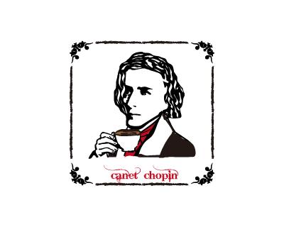 掛耳 哥斯大黎加 卡內特 音樂家系列 蕭邦