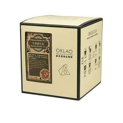 歐客佬牛蒡養生茶三角立體茶包
