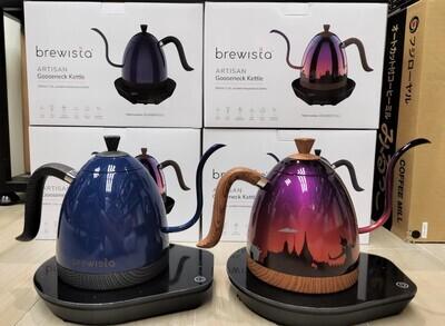 Brewista 細長咀溫控壺 第5代( 競技款 - 寶藍色) 第4代(復刻彩繪款 - 亞洲 (紫色)
