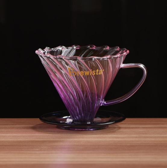 Brewista Artisan Glass Dripper 薰衣草