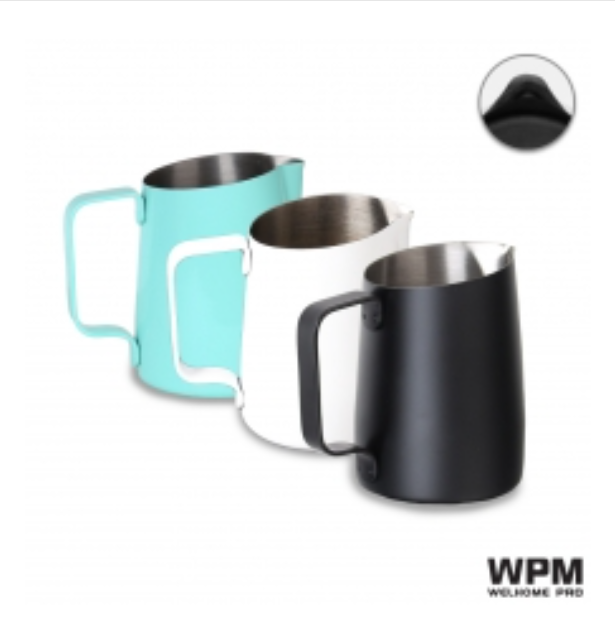 WPM Milk Pitcher 450cc 圓嘴 Round Spout