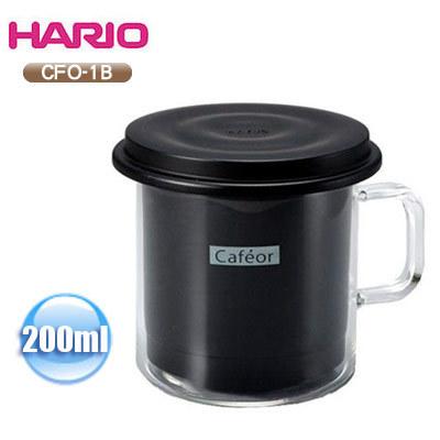 HARIO CFO-1B 金屬濾網獨享杯