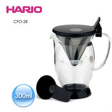 HARIO CFO-2B V60免濾紙咖啡分享杯