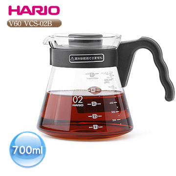 HARIO VCS-02B V60咖啡分享壺