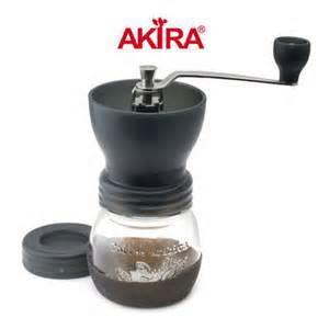 正晃行 AKIRA GCM-1 手搖磨豆器 (陶瓷磨盤)