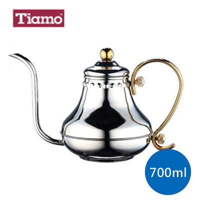 Tiamo HA8565 不銹鋼宮廷壺 (700mL)