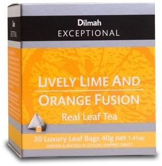 Dilmah 帝瑪萊姆橘子茶 (三角立體包)