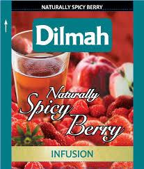 Dilmah 天然莓果茶
