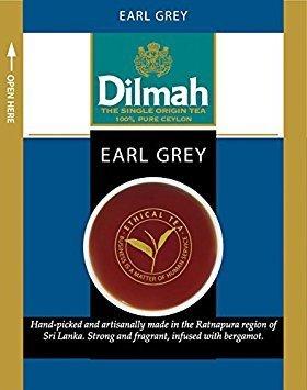 Dilmah Single Origin - Earl Grey (25包/盒 )