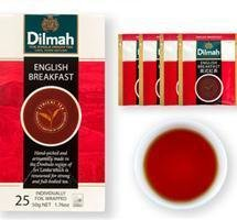 Dilmah Single Origin - English Breakfast (25包/盒 )