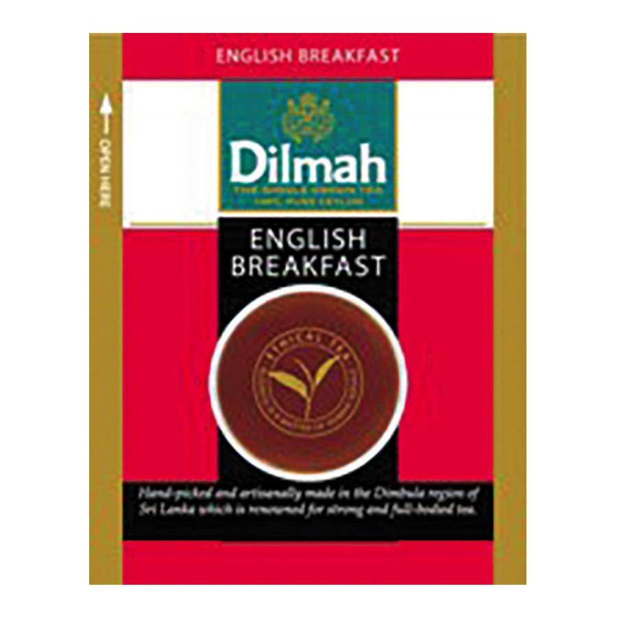 Dilmah Single Origin - English Breakfast (100包/盒 )