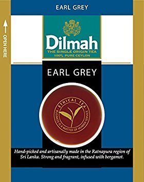 Dilmah Single Origin - Earl Gery (100包/盒 )