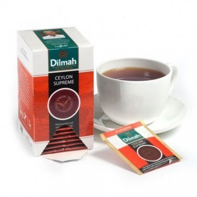 Dilmah Single Origin - Ceylon Supreme (25包/盒 )