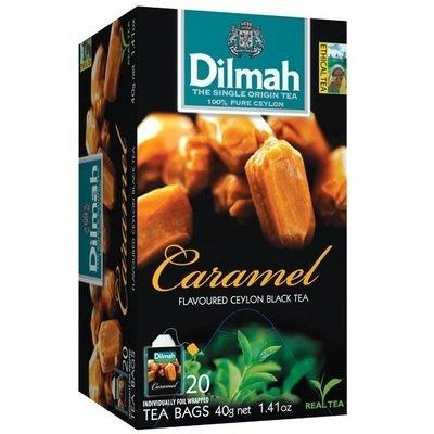 Dilmah 帝瑪焦糖口味紅茶