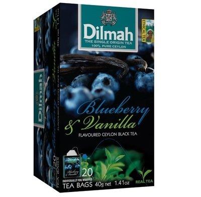Dilmah 帝瑪藍莓香草紅茶