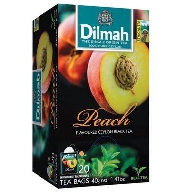 Dilmah 帝瑪水蜜桃紅茶