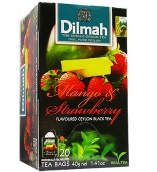 Dilmah 帝瑪芒果草莓茶