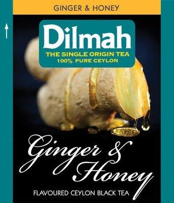 Dilmah 帝瑪薑蜜茶