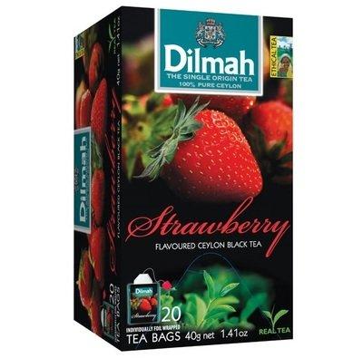 Dilmah 帝瑪草苺紅茶