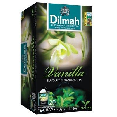 Dilmah 帝瑪香草茶
