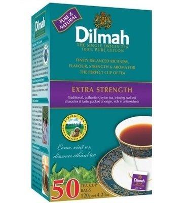 Dilmah 特優錫蘭紅茶 (2.4g x 50包/盒 )