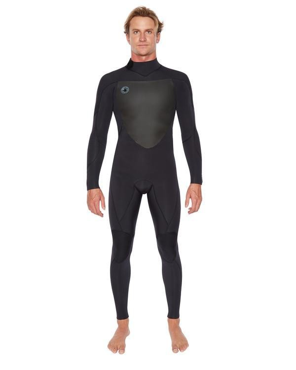 Body Glove Siroko 4/3mm Back-Zip Men's Fullsuit