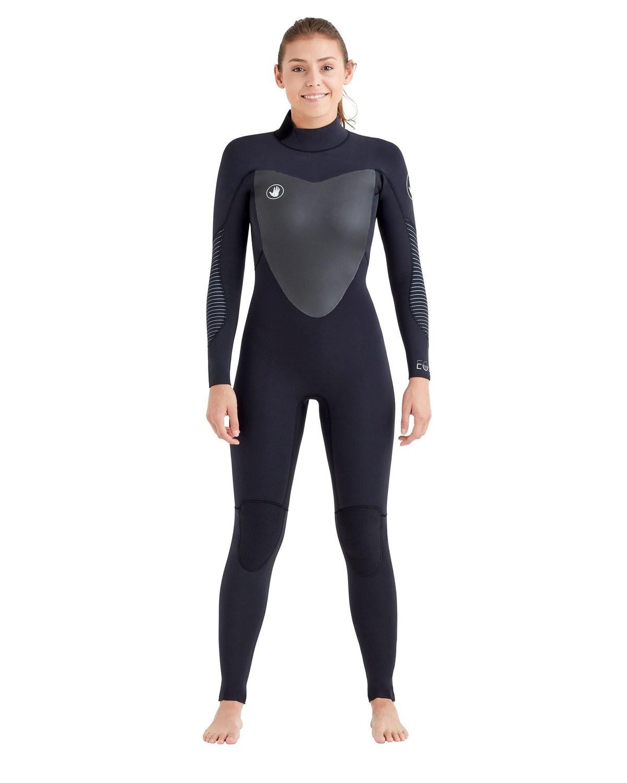 Body Glove Women's EOS Back-Zip 4/3mm Fullsuit