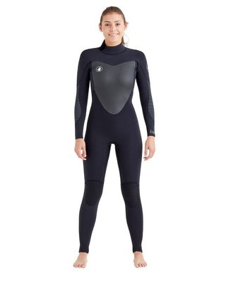 Body Glove Women's EOS Back-Zip 4/3mm Fullsuit