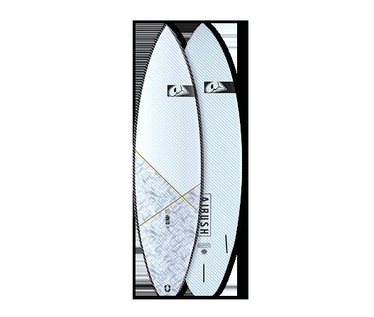 Airush Comp V2 Reflex Carbon Innegra 5'10