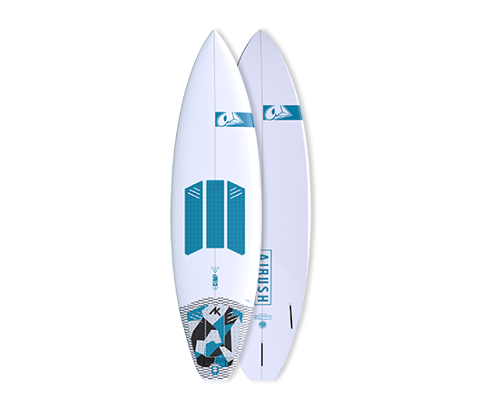 Airush Comp V2 Custom Epoxy 5'8