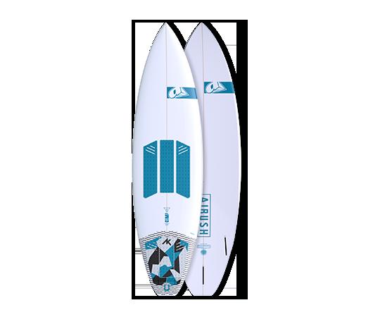 Airush Comp V2 Custom Epoxy 5'10