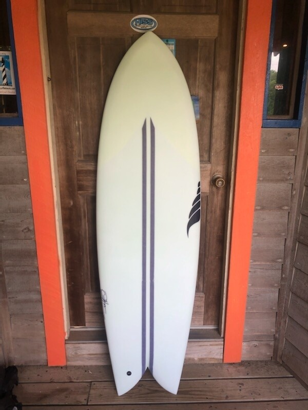 6'0 Throwback Solid Surf Fish