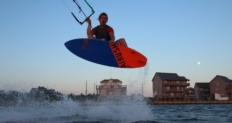Private Kiteboarding Lessons