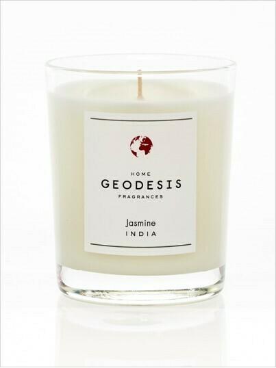 Geodesis Jasmine Candles