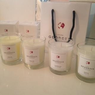 Geodesis Candles
