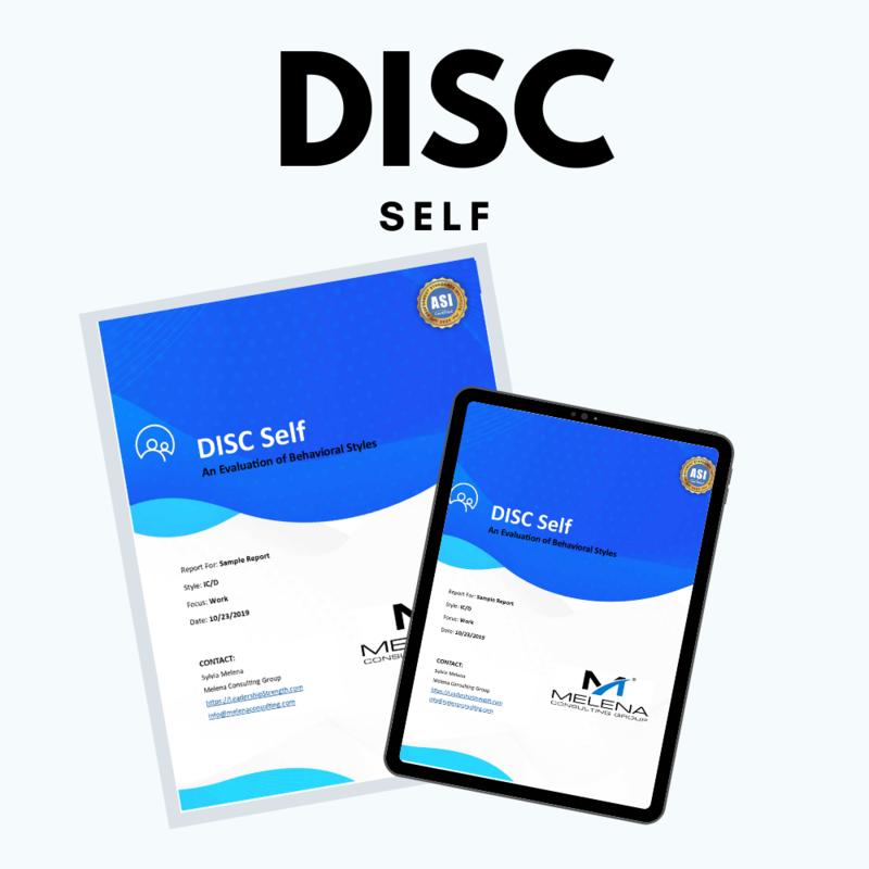 DISC Self Assessment (for Team Members)