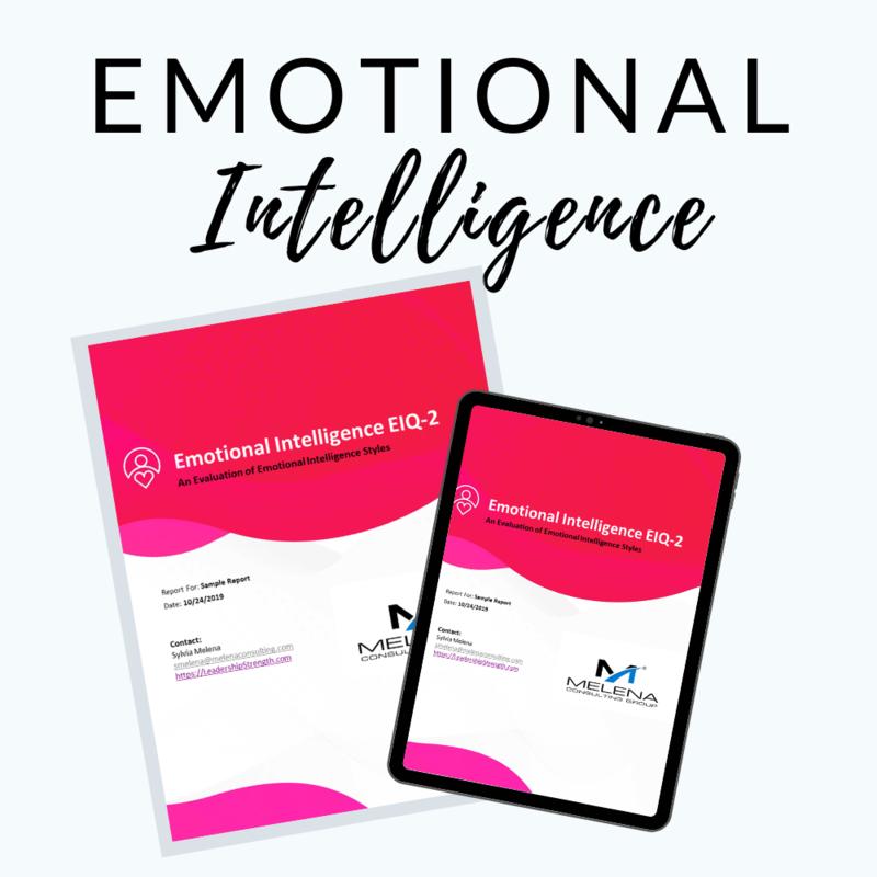 Emotional Intelligence Assessment (EIQ-2)
