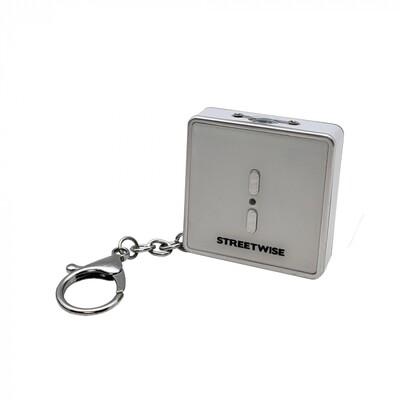 26,000,000 Volt Keychain Stun Gun WHITE