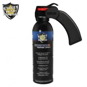 Lab Certified Streetwise 18 Pepper Spray, 16 oz. Pistol Grip