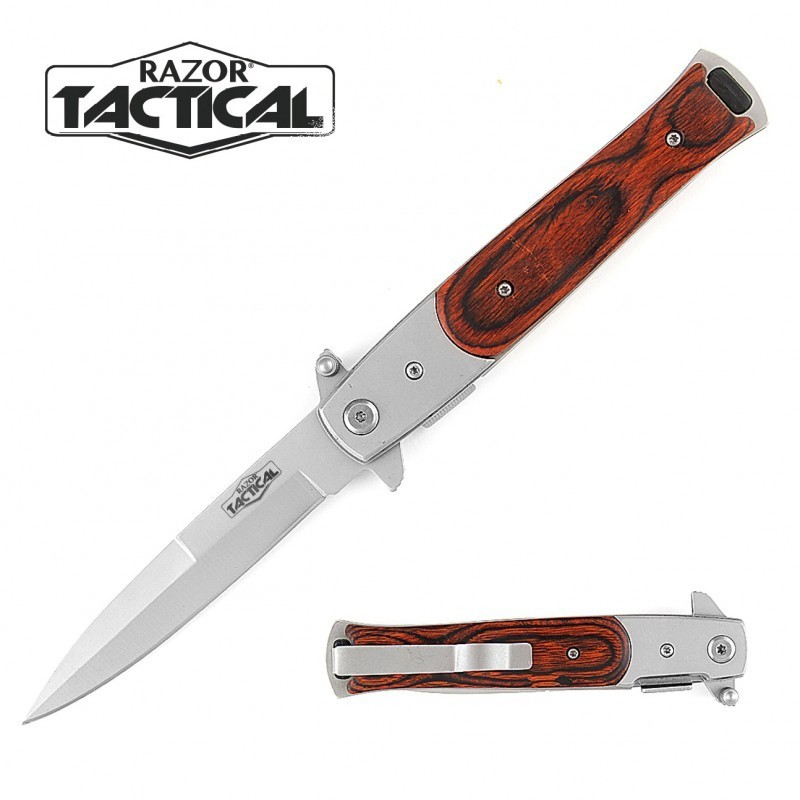 STILETTO STYLE QUICK ASSIST KNIFE