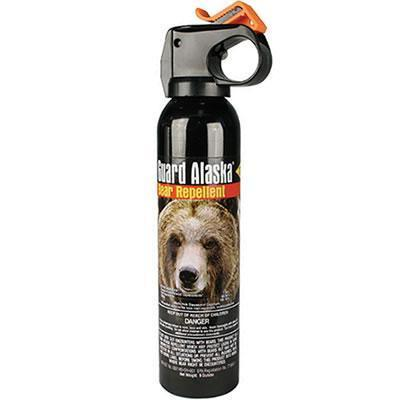 Guard Alaska- Bear Spray