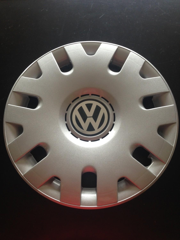 """Kit Copricerchi con Marchio VW 14"""""""