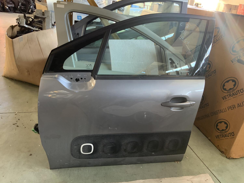 Porta Citroën C3 anno 2018 Ant.SX