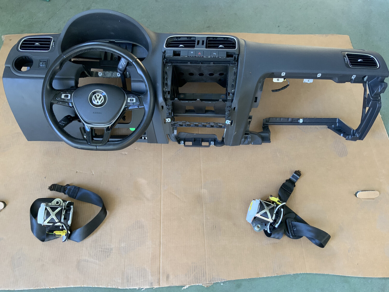 Kit Airbag Volkswagen Polo anno 2015