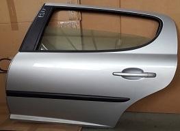 Porta Peugeot 207 Post. SX